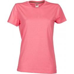 4b83348da215 Dámské tričko Sunset Lady Fluo- PAYPER · Rychlý náhled