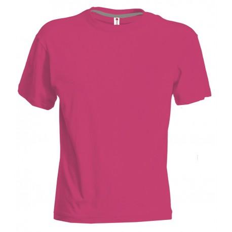 Pánské tričko Sunset Fluo