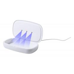 UV sterilizační box s bezdrátovou nabíječkou